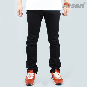 1007 arson THE THRONE JEANS (BLUE)